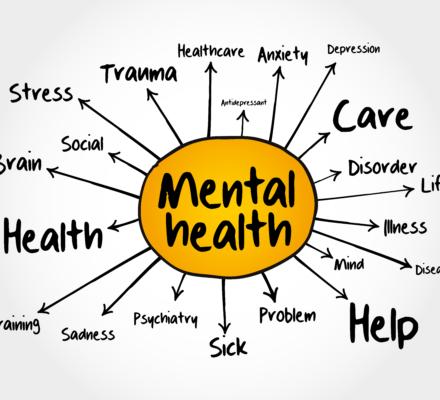 Mental Health Map